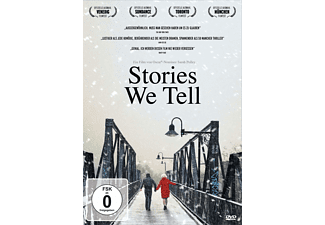 STORIES WE TELL - (DVD)