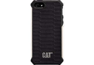 CAT Active Urban Backcover Apple iPhone 5, iPhone 5s, iPhone SE Polycarbonat (PC) Schwarz