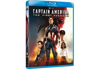 Captain America: The First Avenger Action Blu-ray