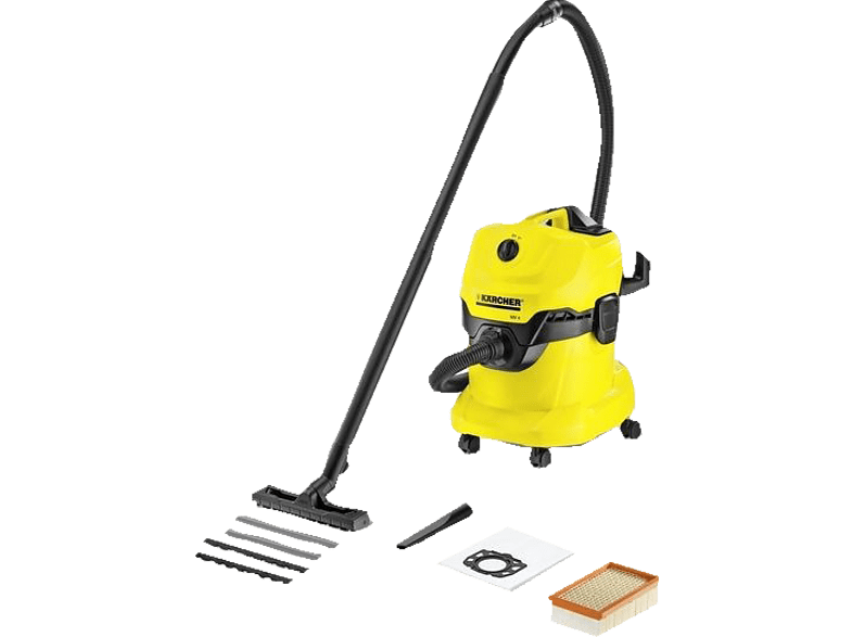 KARCHER WD 4 - (1.348-110.0)  μικροσυσκευές   φροντίδα σκούπες σκούπες χωρίς σακούλα