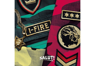 I-Fire - Salut! [CD]