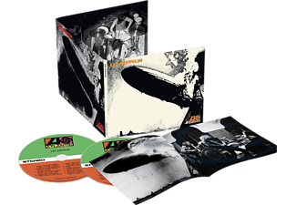 Led Zeppelin - Led Zeppelin I - Deluxe Edition (CD)