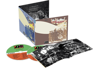 Led Zeppelin - Led Zeppelin II - Deluxe Edition (CD)