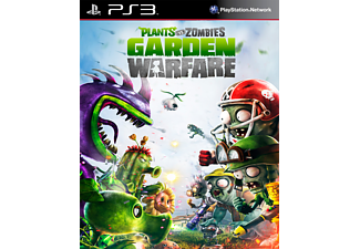 Plants vs Zombies: Garden Warfare PS3