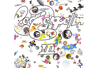 Led Zeppelin - Led Zeppelin III - Remastered (Vinyl LP (nagylemez))