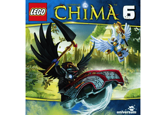 Lego Legends Of Chima - LEGO Legends of Chima (CD 6) - (CD)