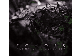 Front Line Assembly - Echoes - (CD)