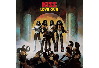 Kiss - Love Gun (Ltd.Back To Black Vinyl) [Vinyl]