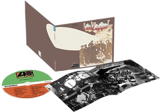 Led Zeppelin - Led Zeppelin II - Remastered (CD)