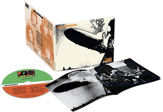 Led Zeppelin - Led Zeppelin - Remastered (CD)