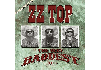 ZZ Top - The Very Baddest Of Zz Top (Doubledisc Edition) (CD)