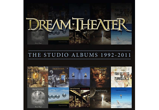 Dream Theater - The Studio Albums 1992 - 2011 (CD)