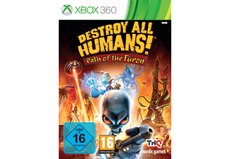 Destroy all Humans: Path of the Furon [Xbox 360]