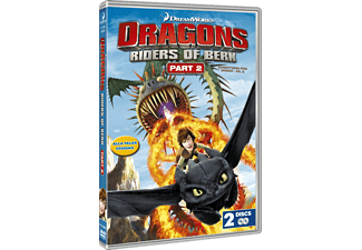 Dragons: Riders Of Berk Volym 2 Familj DVD