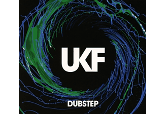 Various - UKF Dubstep 2013 [CD]