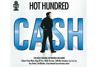 Johnny Cash - Johnny Cash-Hot Hundred [CD]