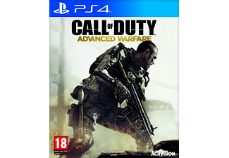 ARAL Call of Duty Advanced Warfare PlayStation 4