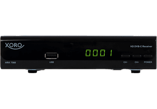 xoro hrk 7560 sat receiver single media markt. Black Bedroom Furniture Sets. Home Design Ideas