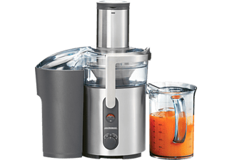 GASTROBACK 40128 Design Multi Juicer Entsafter  Silber/Transparent