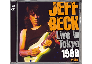 Jeff Beck - Live In Tokyo 1999 [CD]