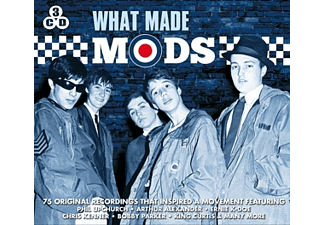 Various - What Made Mods [CD]