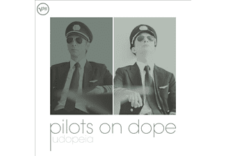 Pilots On Dope - Udopeia (CD)