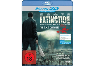 Extinction - The G.M.O.Chronicles (3D Shutter) [3D Blu-ray]