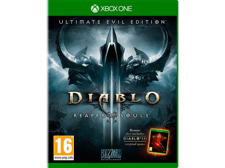 Diablo III Reaper of Souls - Ultimate Evil Edition - (DGS.XB1.00035) Xbox One gaming   offline microsoft xbox one παιχνίδια xbox one gaming games xbox one gam