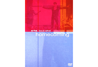 A-Ha - Live At Vallhall - Homecoming (DVD)