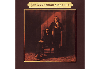 Jan Akkerman & Kaz Lux - Eli (CD)