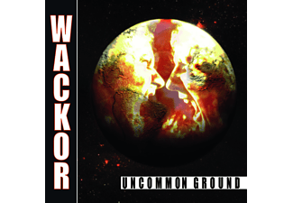 Wackor - Uncommon ground (CD)