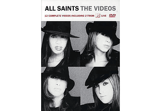 All Saints - The Videos (DVD)