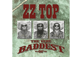Zz Top - The Very Baddest Of ZZ Top (Double Disc Edition) - (CD)