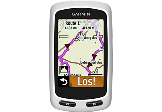 Is The Garmen Edge Touring Touch Screen