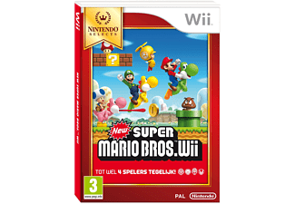 Wii New Super Mario Bros: Select
