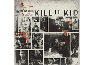Kill It Kid - You Owe Nothing [CD]