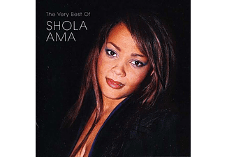 Shola Ama - The Very Best of Shola Ama (CD)