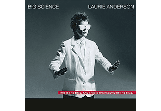 Laurie Anderson - Big Science (CD)