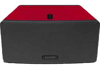 FLEXSON Sonos Play:3 ColourPlay skin rood (FLXP3CP1031)