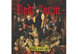 Body Count - Manslaughter [CD]