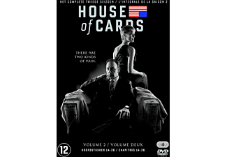House Of Cards - Seizoen 2 | DVD
