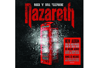 Nazareth - Rock'n Roll Telephone (2CD Deluxe Edition) [CD]