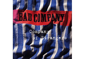 Bad Company - Company Of Strangers (CD)