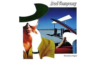 Bad Company - Desolation Angels - Remastered (CD)