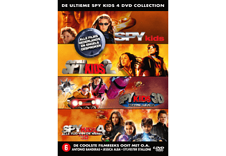 Spy Kids 1-4 | DVD