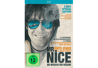 MR. NICE (2 DISC EDITION) [Blu-ray]