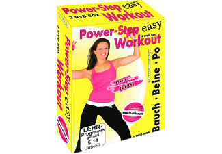 Power - Step Workout - (DVD)