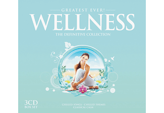 VARIOUS - Wellness-Greatest Ever - (CD)