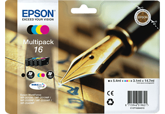 EPSON T1626 Multipack 4-färger