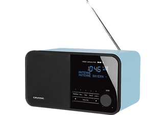 GRUNDIG TR 2500, Digitalradio